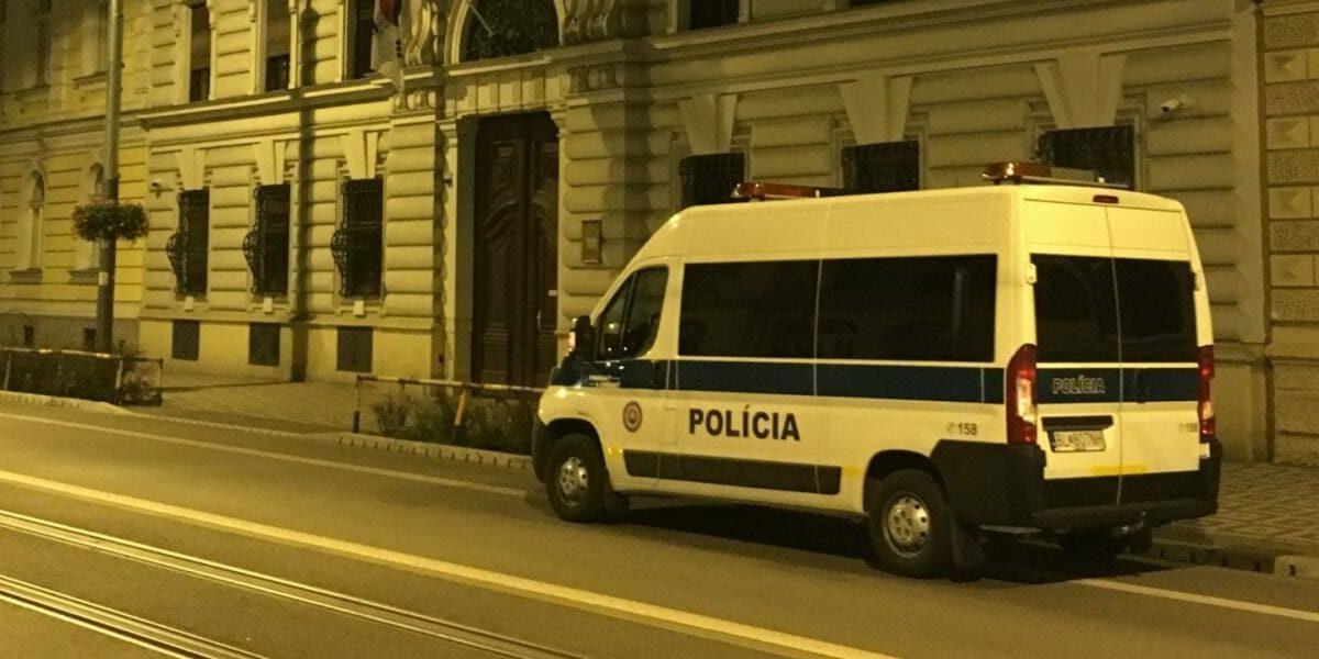 Útrapy bratislavského cyklistu a Polície SR