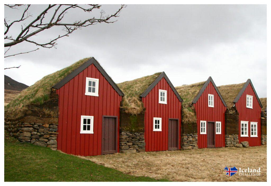 Skanzen na Islande