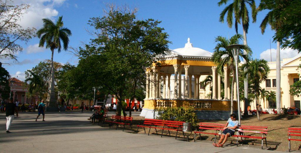 Kuba, Santa Klára, letenky na kubu