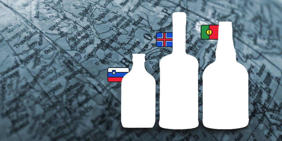 Alkohol na cestách – čo sa chľasce v Európe