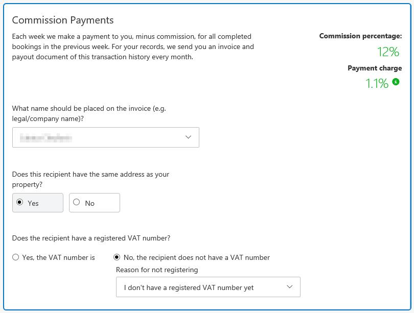 Booking.com - nastavenie fakturácie a platieb