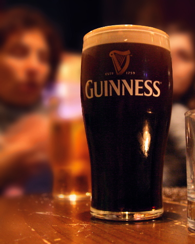 Guiness - irish beer