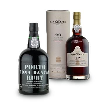 Portské víno - Graham's, Porto