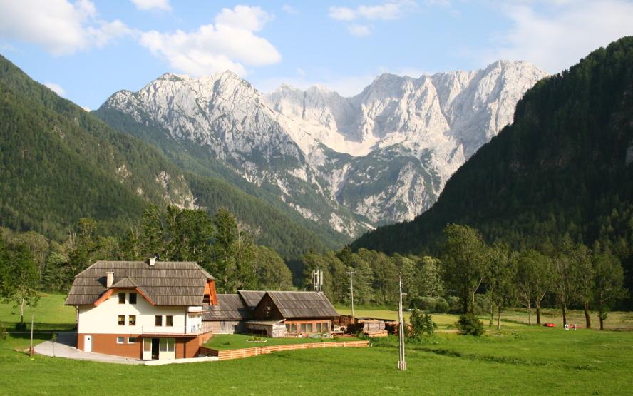 Julské Alpy, Slovinsko