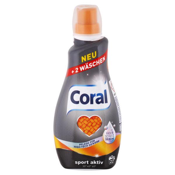 Coral Sport Aktiv gél 1,1 l / 22 praní 1