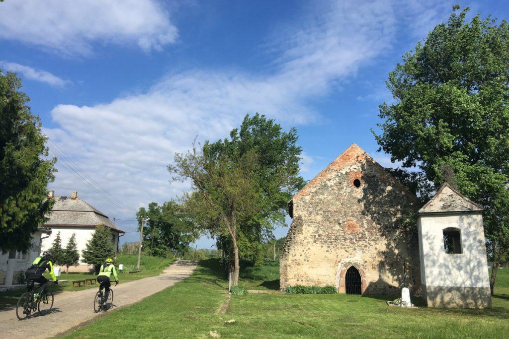 Najnižšie položené miesto na Slovensku pri Bodrogu
