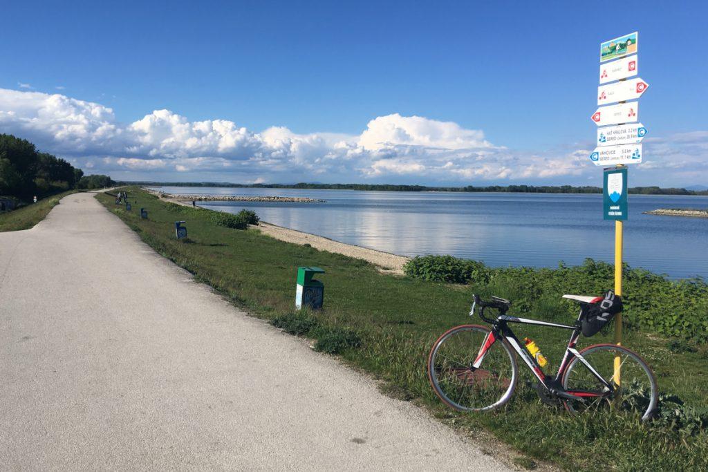 Na bicykloch cez Slovensko za 5 dní 6