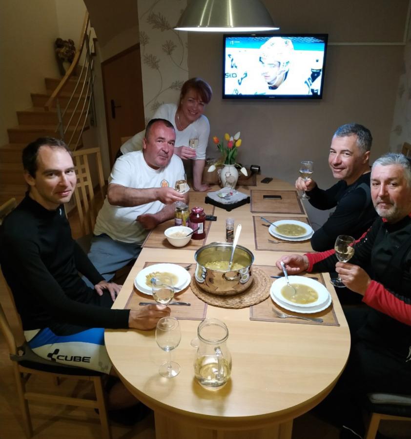 Na bicykloch cez Slovensko za 5 dní 9