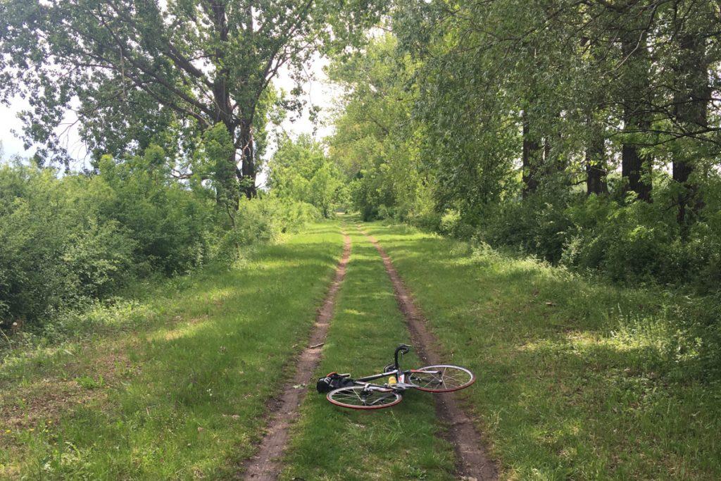 Na bicykloch cez Slovensko za 5 dní 7