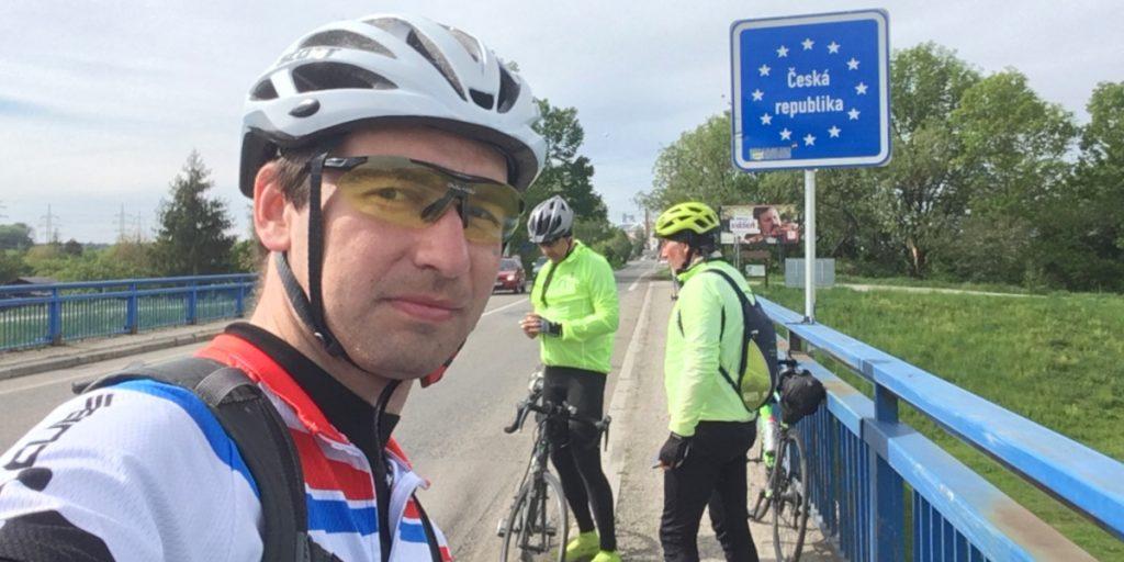 Na bicykloch cez Slovensko za 5 dní 10