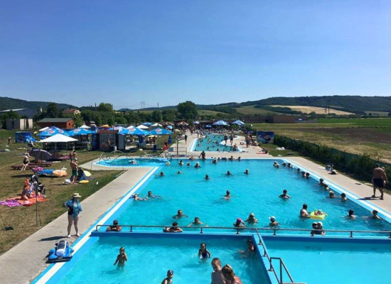 Aquapark Novolandia Rapovce, Lučenec
