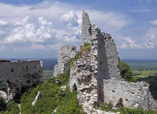 Plavecký hrad, Plaveč