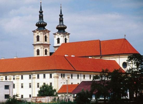 Šaštín-Stráže, Bazilika Sedembolestnej Panny Márie
