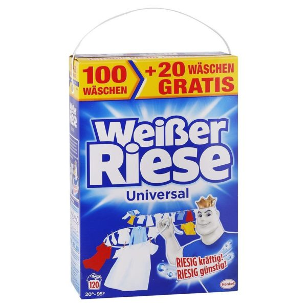 Weißer Riese Universal 8,4kg - prací prášok