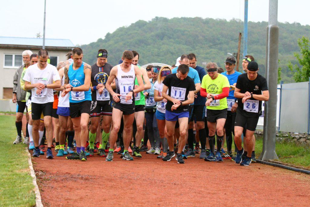 Fiľakovský cross 2019 - štart bežeckých pretekov