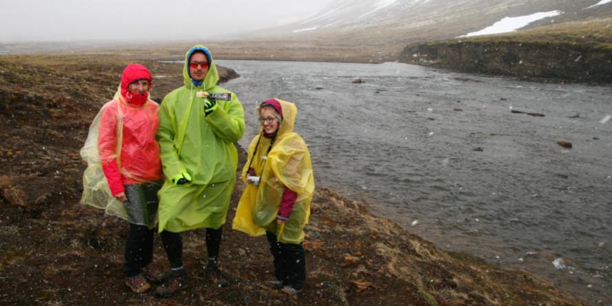 Oblečenie na Island - pšiplášte
