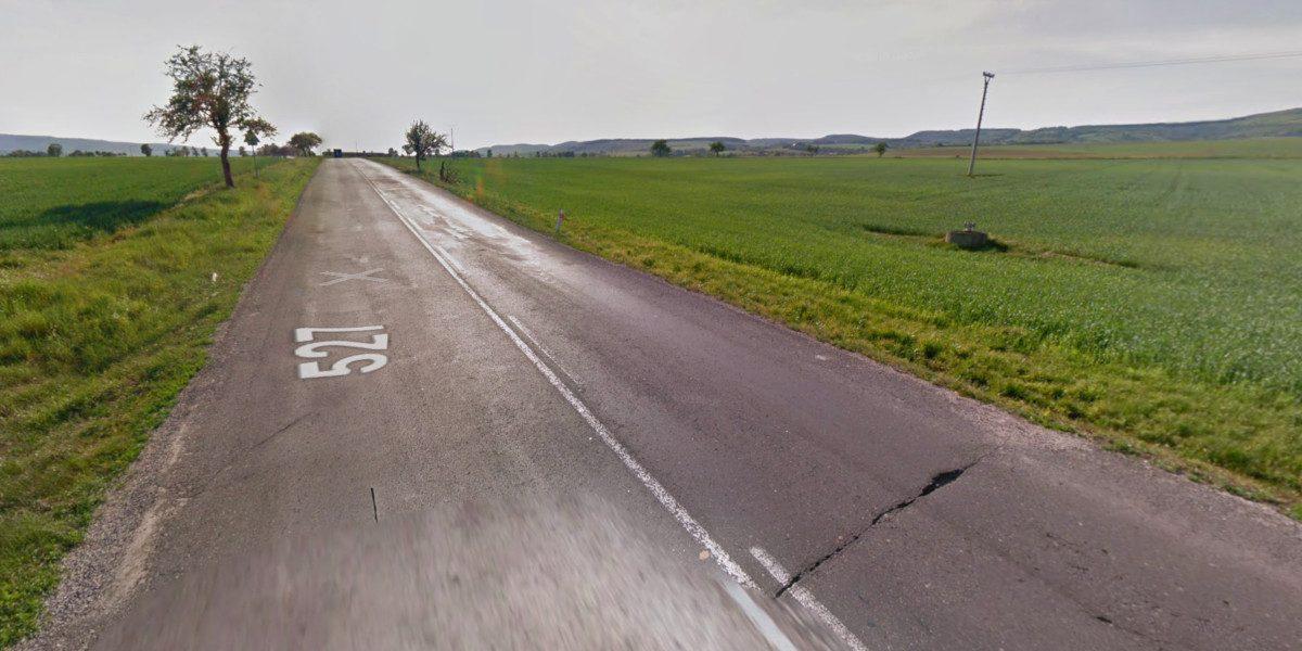 Otvorený list Banskobystrickej regionálnej správe ciest k ceste č. 527