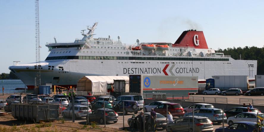Gotland - poklad Vikingov v Baltskom mori 1