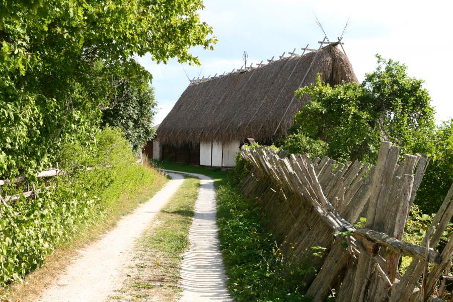 dom vikingov, Gotland