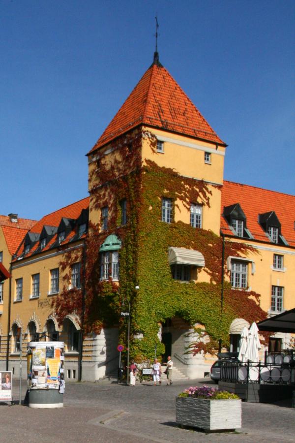 Visby - historické centrum