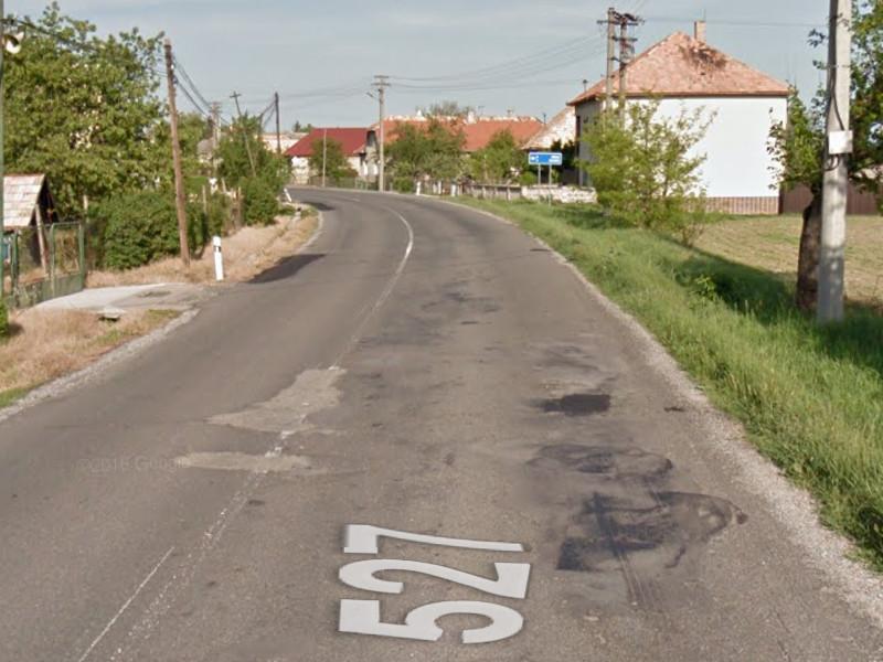 Otvorený list Banskobystrickej regionálnej správe ciest k ceste č. 527 2