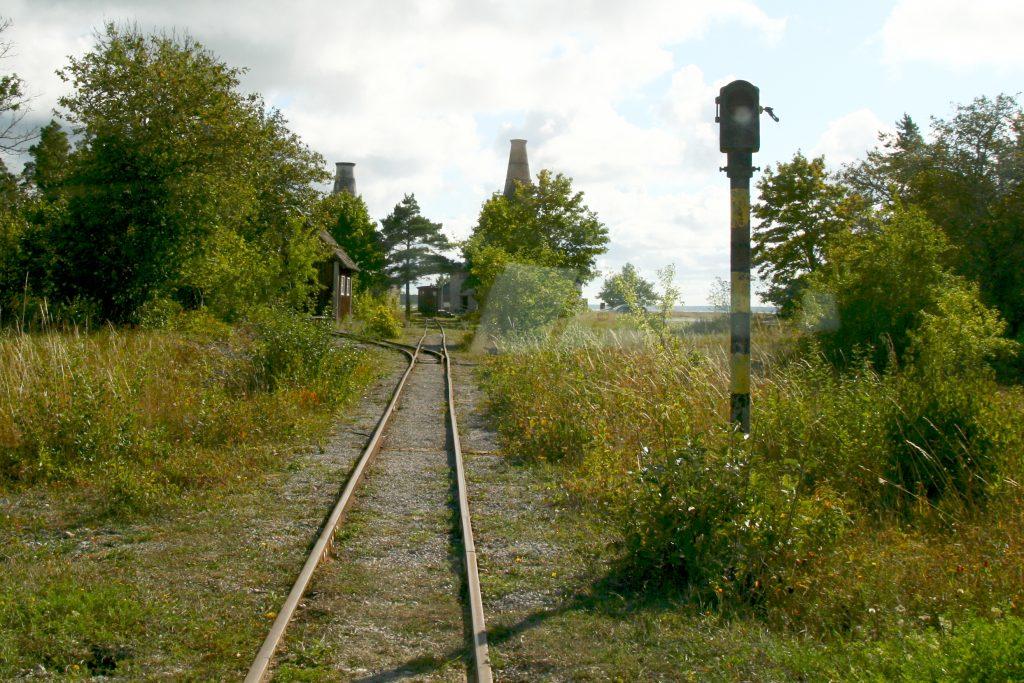 železnica na Gotlande