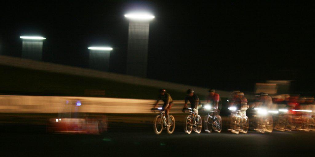 24-hodinovka - závod na cestných bicykloch
