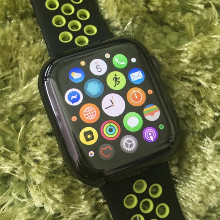 Apple Watch 4 - aplikácie