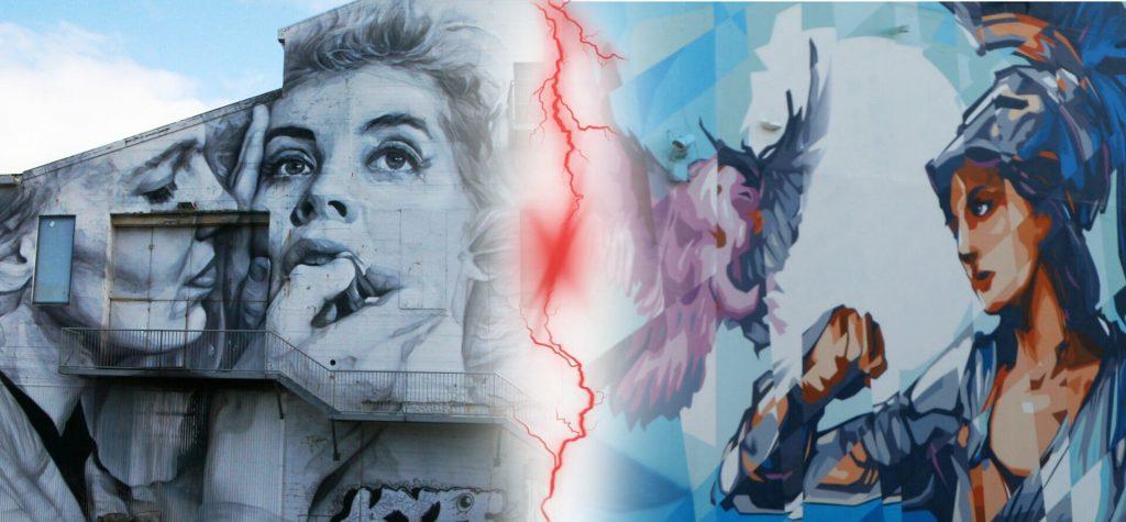 Graffity Reykjavík, Island vs. grafity Limassol, Cyprus