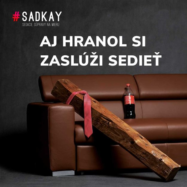 Sedačky Sadkay - hranol, Fico