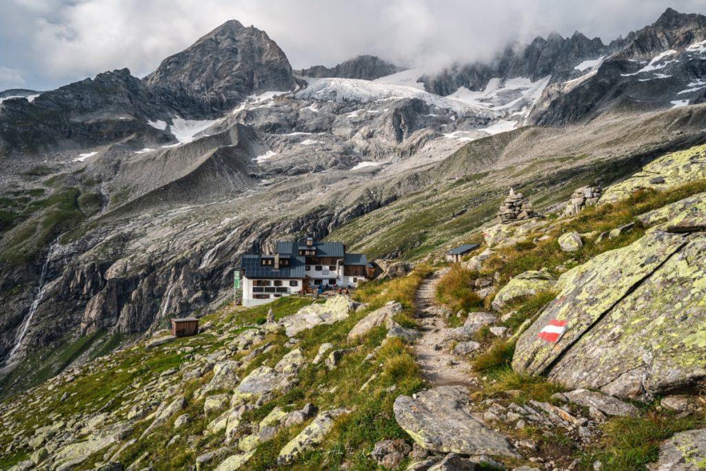 Dreiländer Tour - Plauener Hutte
