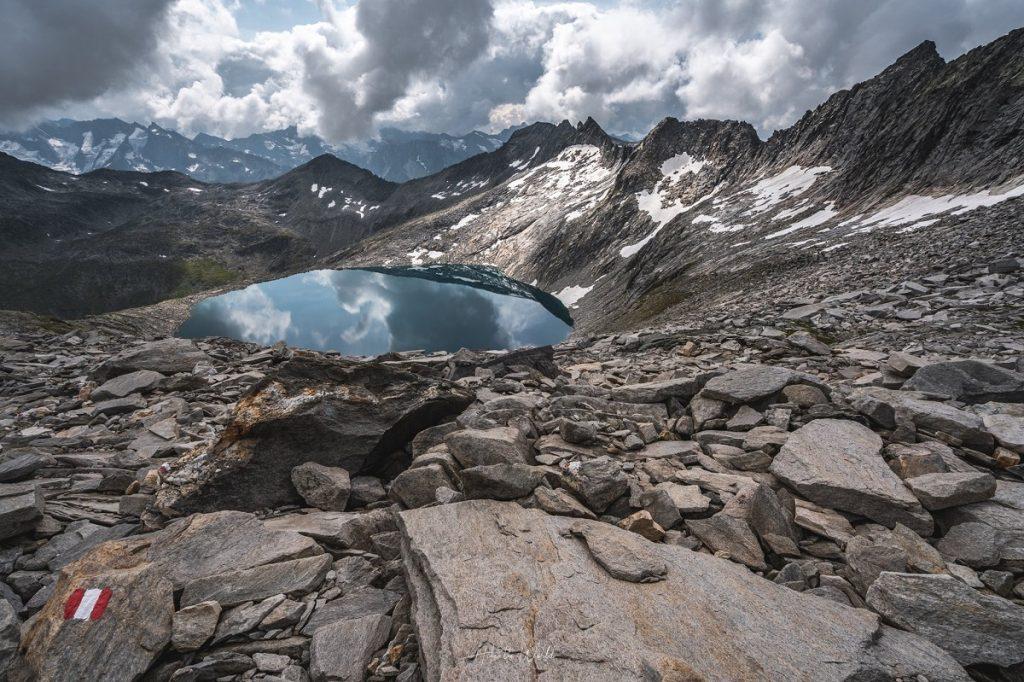 Dreiländer Tour - Eissee