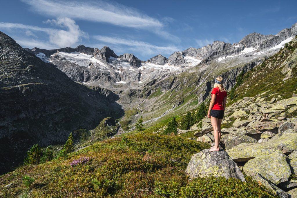 Dreiländer Tour - Zillertal Alps