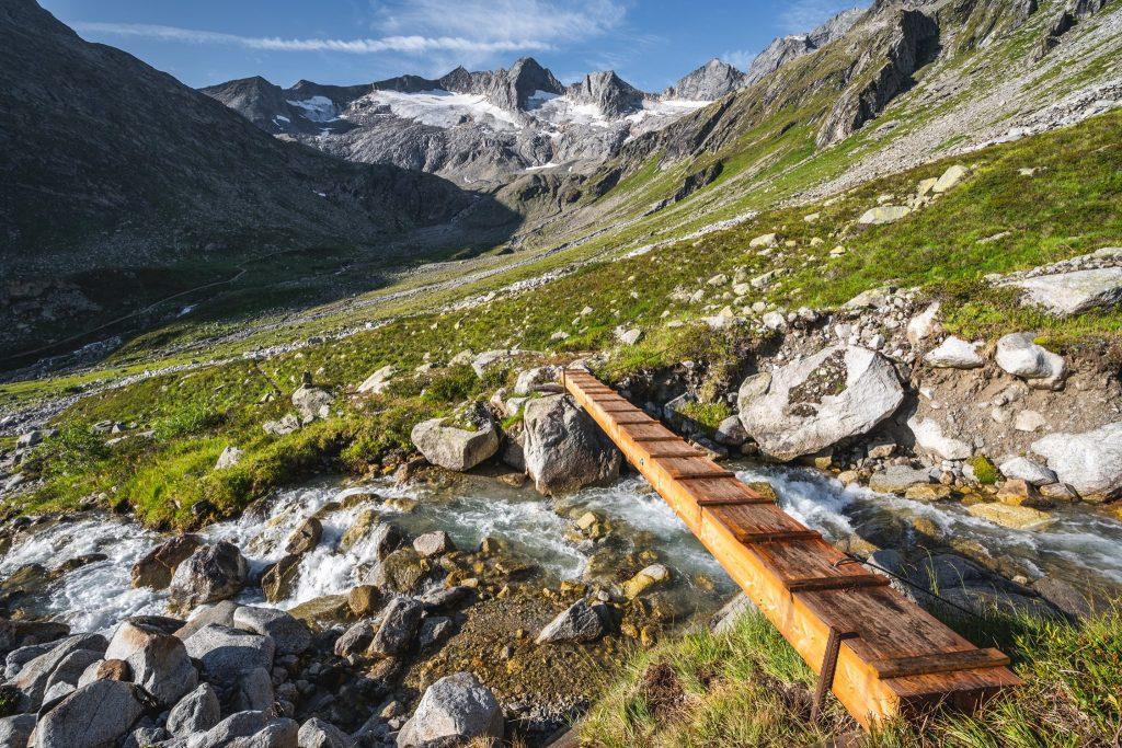Dreiländer Tour - Zillertálske Alpy