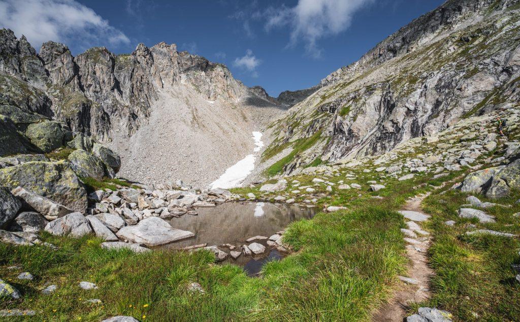 Dreiländer Tour - rakúske Alpy