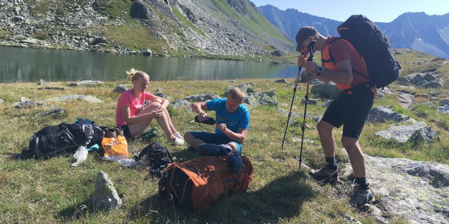 Vysoké Taury, Alpy, Tatranský čaj, Tatratea