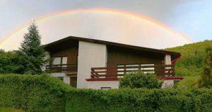 Privát Ľubica - rodinné ubytovanie v Cerovej vrchovine 1