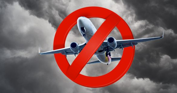 canceled flight Ryanair