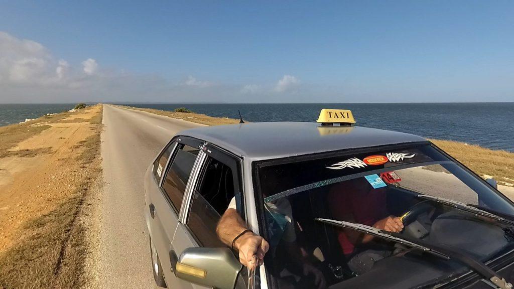 Taxi Morón Cayo Coco Cayo Guillermo