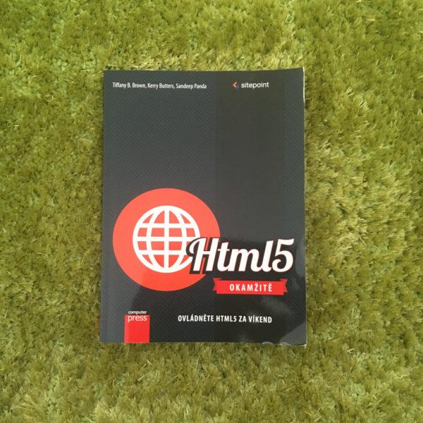 HTML 5 okamžite - kniha bazár