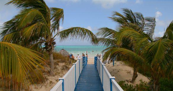 Najkrajšie pláže na Kube