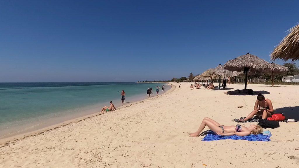 Playa Ancón Trinidad