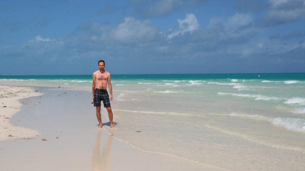 Playa Pilar Cayo Guillermo