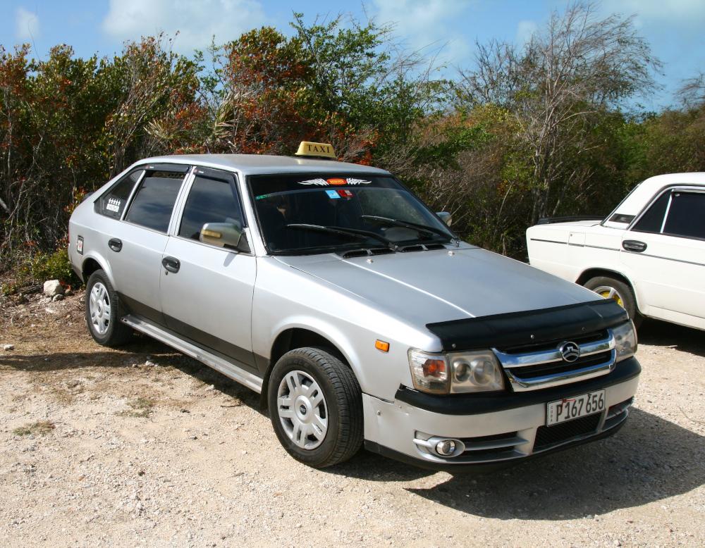 Cuba taxi Morón Cayo Coco Cayo Guillermo