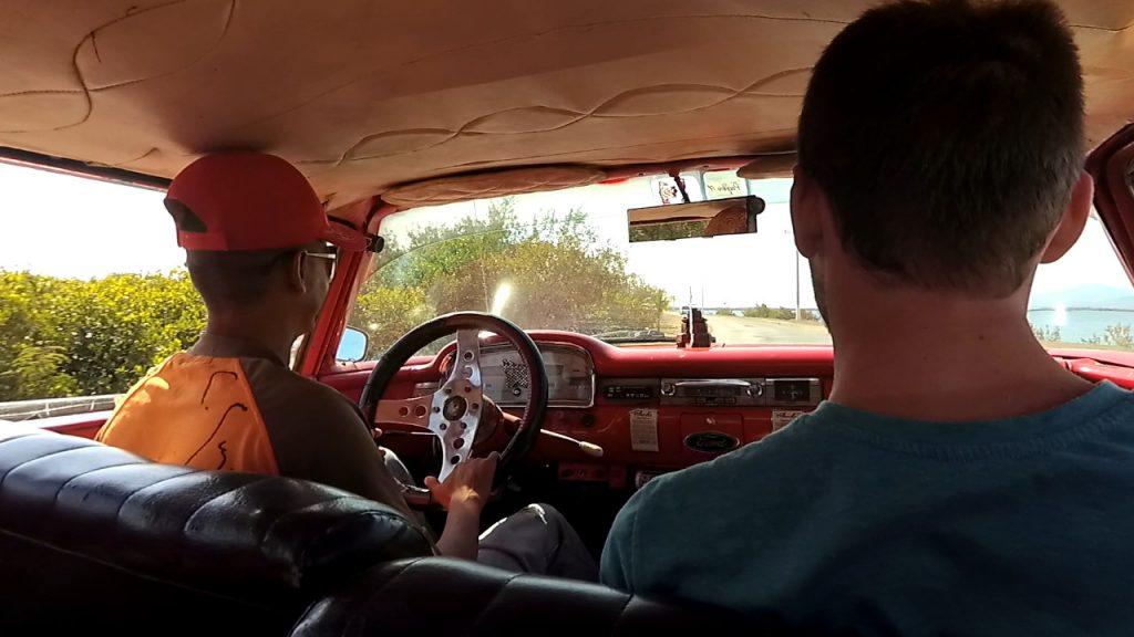 Taxi Trinidad Playa Ancón