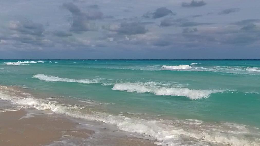 Varadero pláž, Kuba