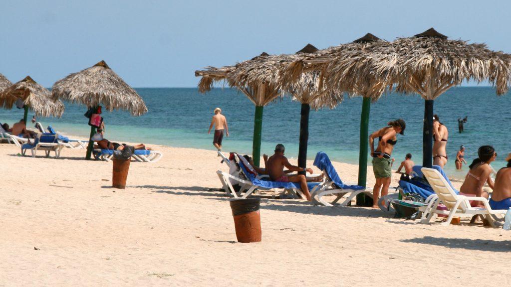 Pláže na Kube - Varadero