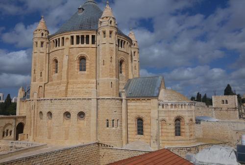 Jeruzalem old town Israel, lacné letenky do Izraela