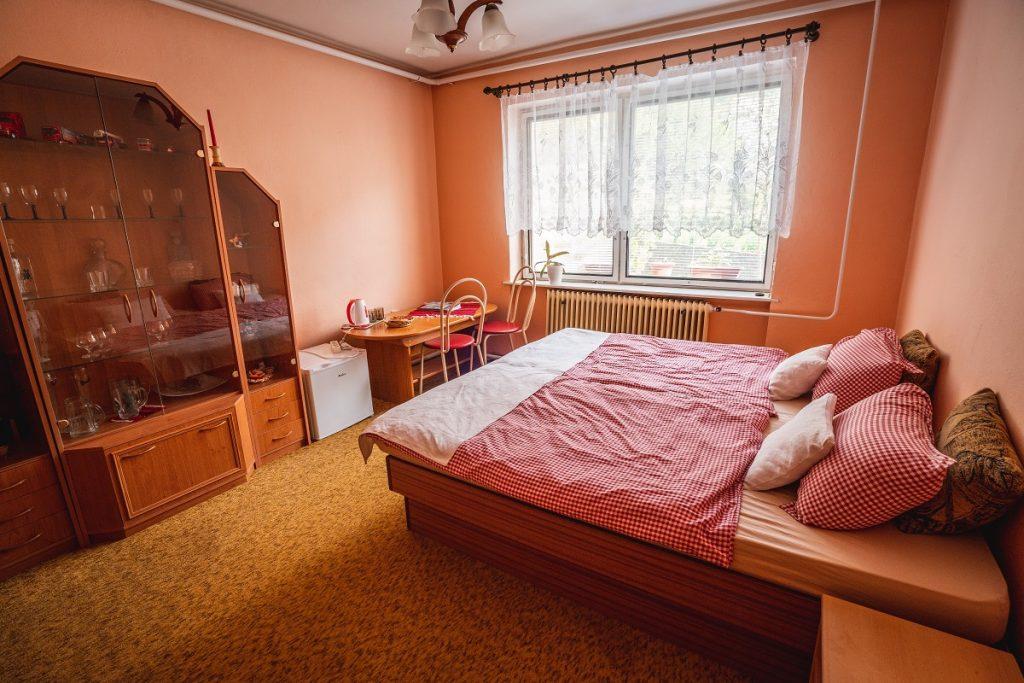 Privát Ľubica - rodinné ubytovanie v Cerovej vrchovine 2