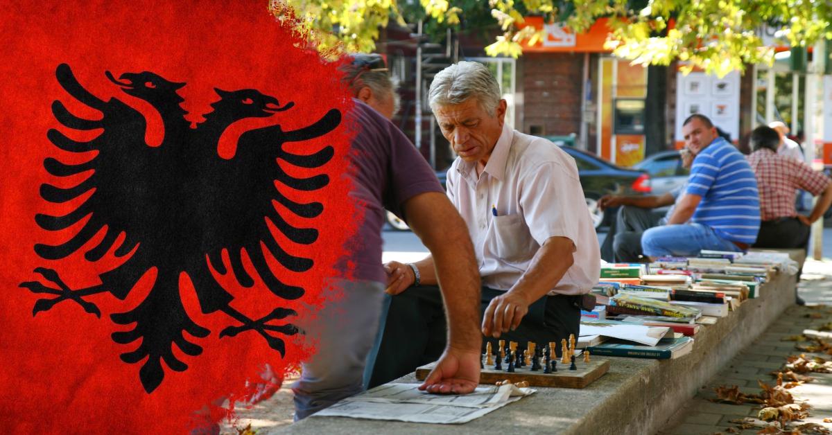 9-dňový trip čarovným Albánskom